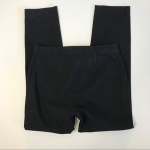 Theory Pants - Theory Thaniel Approach Stretch Cropped Pants Sz 4